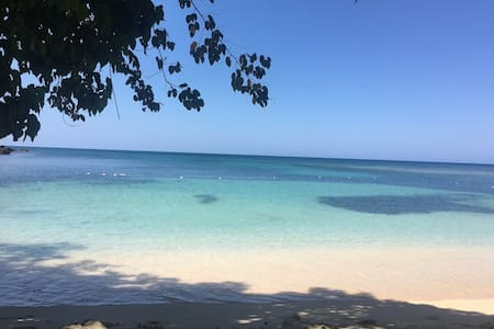 Idyllic Duplex Private Beach Access  in Negril  JA