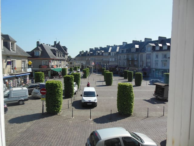 Au coeur d'Isigny - Isigny-sur-Mer - Appartement