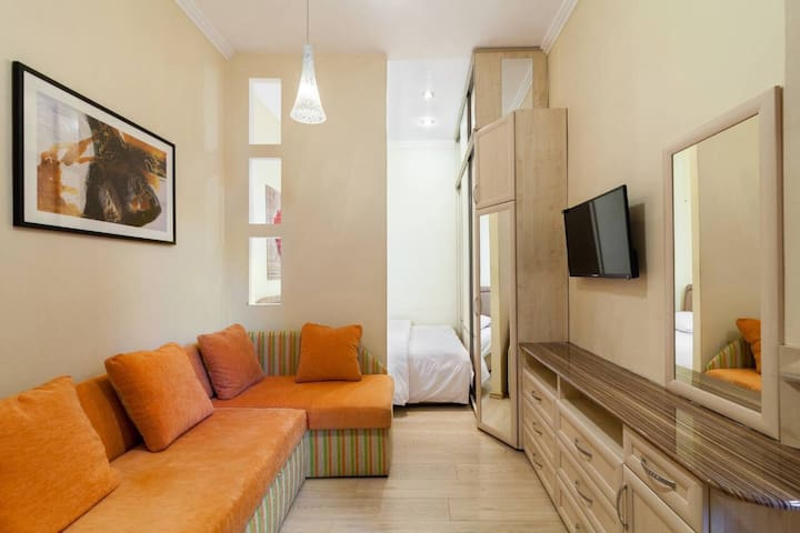 Студио апартаменты