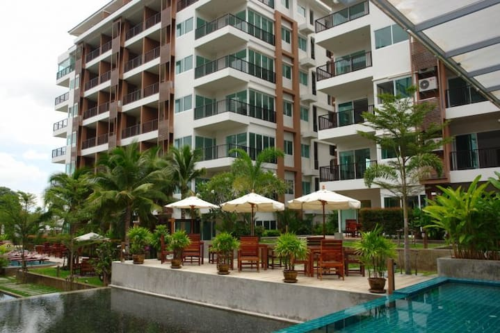 modern studio diamond suites - Muang Pattaya - Apartment