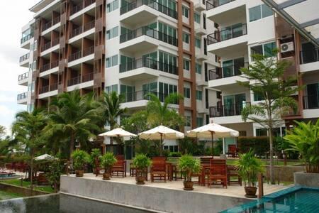 modern studio diamond suites - Muang Pattaya - Квартира