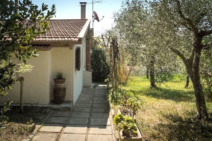 Il Poggio di Valle Onesta - Toscana - Allotjament sostenible a la natura