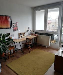 Schöne 1-Zimmer Wohnung mit Balkon