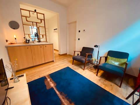 Charming and cosy studio in Ghent