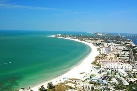 SIESTA KEY DIRECT GULF FRONT CONDO amazing views! - Siesta Key - Osakehuoneisto