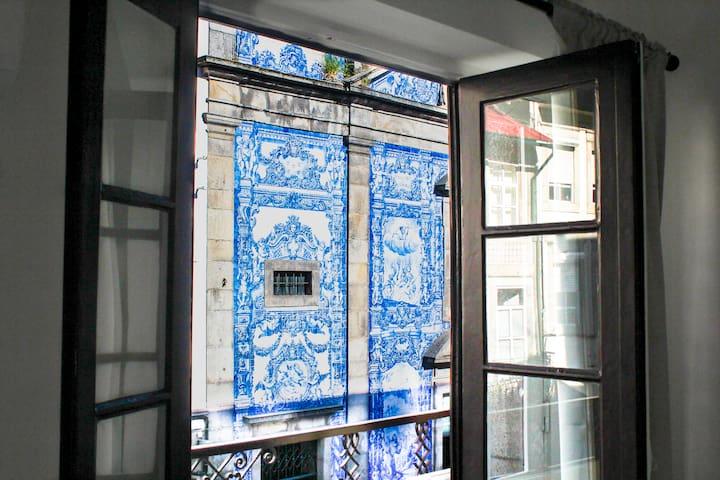 Fabulous Apartment in front of Capela das Almas