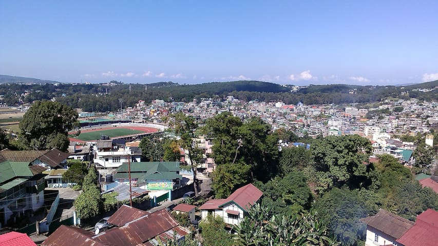 The Shillong Hills Guest House - Shillong - Bed & Breakfast