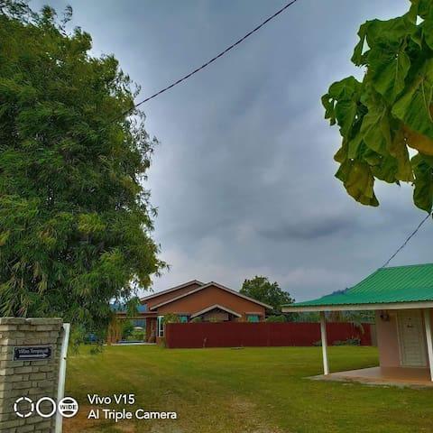 Villa tempoyak 3@paddy field view cenang