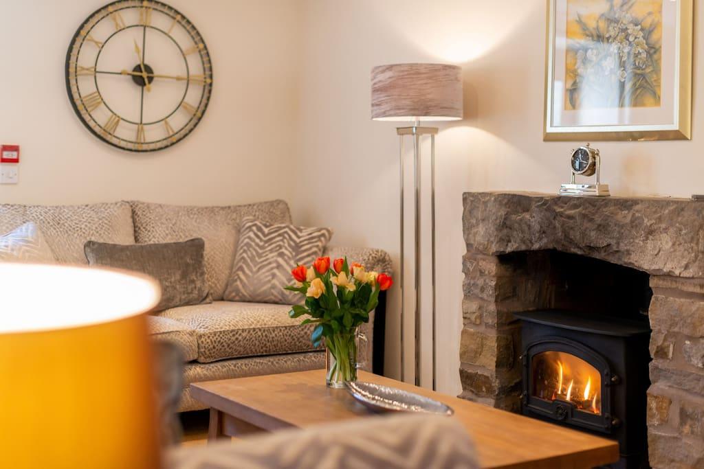 Leagram lounge  Luxury self catering lancashire