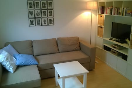 Centrally located, quiet and cozy appartment - Bamberg
