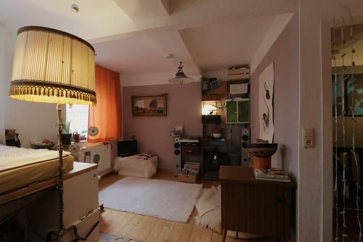zentrales Wohlfühlzimmer in der Neustadt - Bremen - Dům