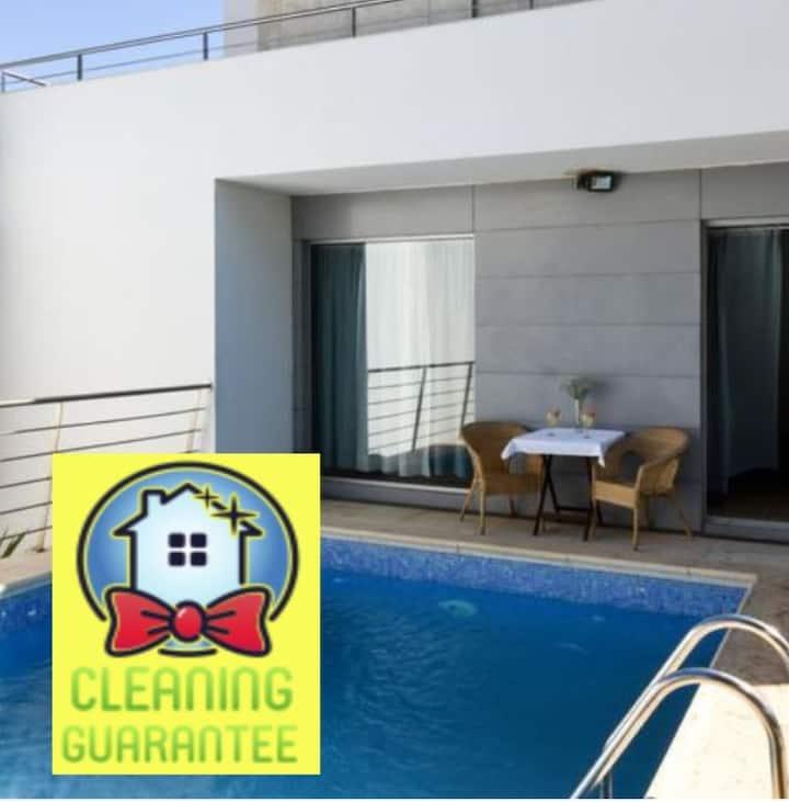 Pé na Areia - Guest House - Quarto 1