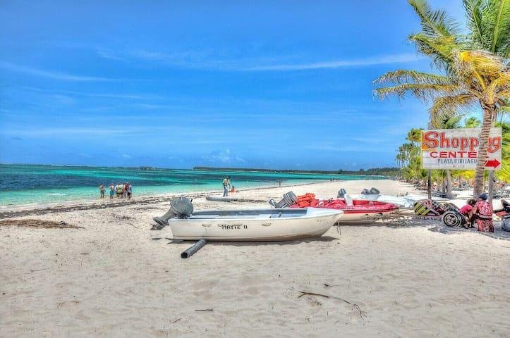 Villa Manzana, Los Corales, 1 BDR - Punta Cana - Huoneisto