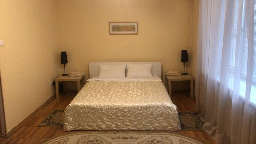 Cozy one-room apartment Aeroport(3)