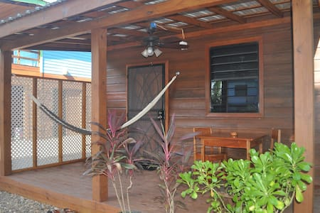 Latitude 17 Garden Room, Hopkins Village, Belize - Hopkins