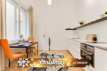 Enjoy your morning tea or a coffee in newly renovated apartment with all the utilities You need!