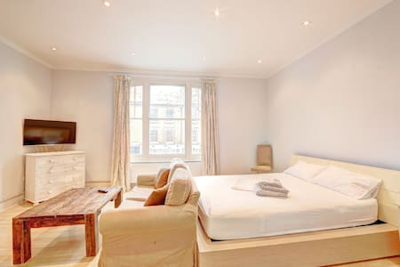 Fully equipped 1st floor apartment in Fulham - 런던 - 단독주택