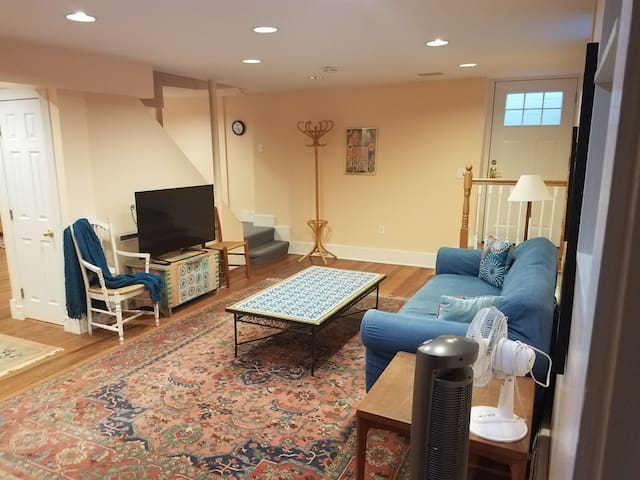 Lovely Quiet Apartment in Heart of Harvard Square