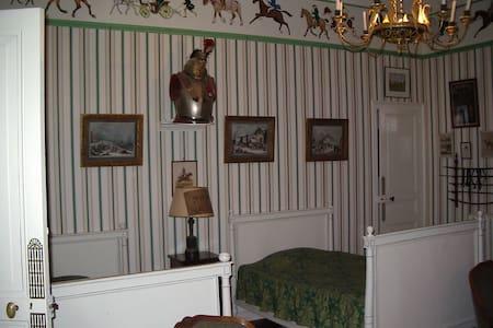 séjour au château chambre à La Frise - Isle - Rumah Tamu