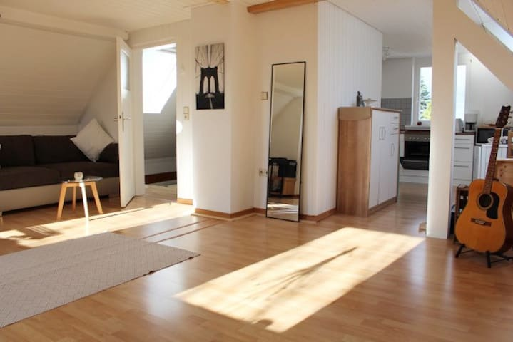 Apartment in Schwetzingen near Heidelberg