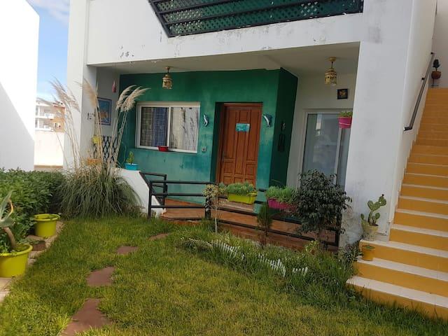 Appartement a 5 minutes de la plage - Sidi Rahal - Apartamento
