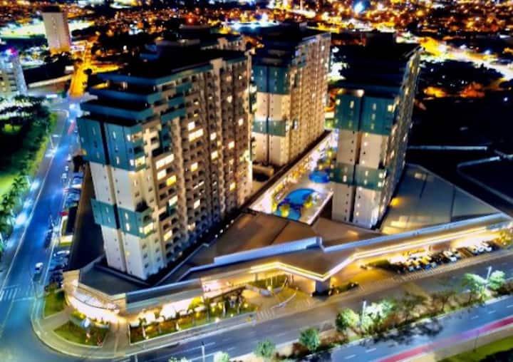 Olímpia Park Resort - Ap. 1 quarto p/ 5 pessoas!!!