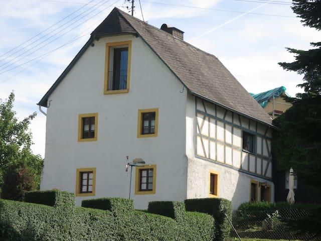 Maarblick - Haus Hinneres