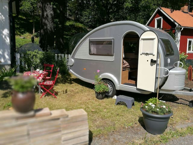 Bed & breakfast i Vinterviken - Stockholm - Cabin