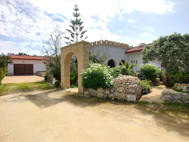 Villa La Torre 150 meters from the sea