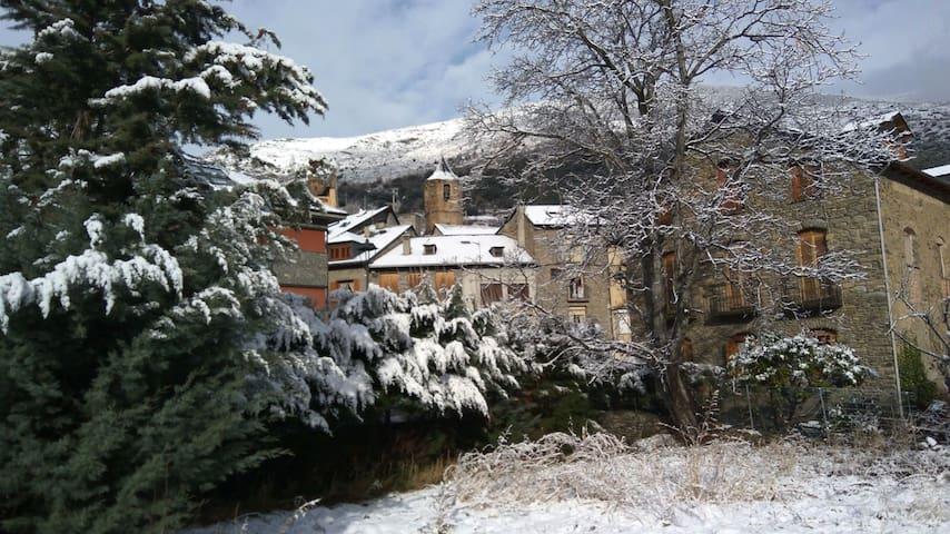 Apartamento Castell en Rialp