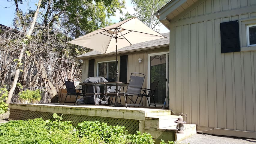 A Quiet Home near Lake Simcoe