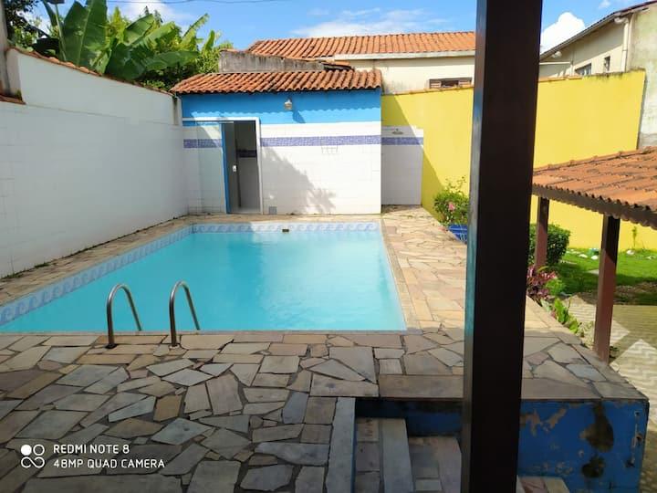 Casa com Piscina em Itatiaia