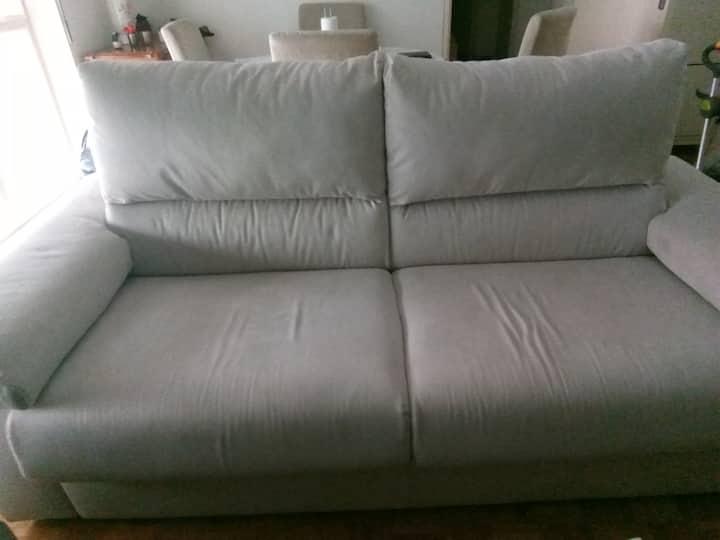 Canapé lit hyper confortable
