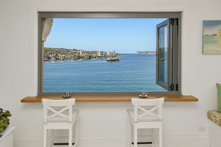 Shared Waterfront Penthouse Apartment - Manly, New South Wales, AU - Leilighet