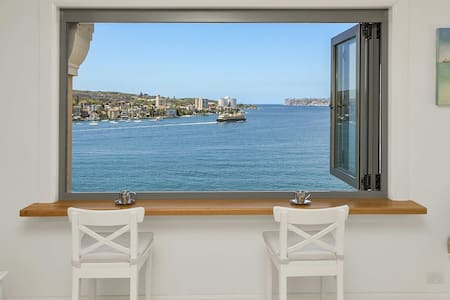 Shared Waterfront Penthouse Apartment - Manly, New South Wales, AU - Appartamento