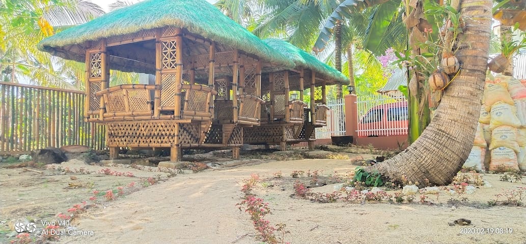 god the father's beach resort in magpupungko beach