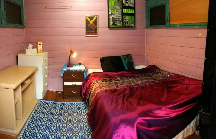 cozy cabin, 18 mins to melbourne - Footscray - Chalet