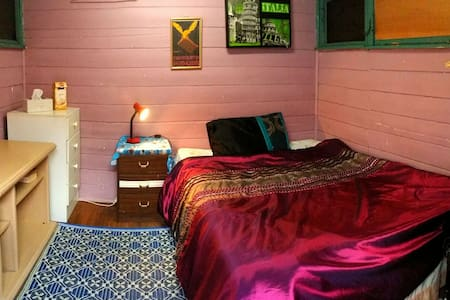 cozy cabin, 18 mins to melbourne - Footscray