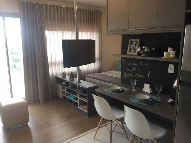 Vila Madalena apartamento Studio espera por você
