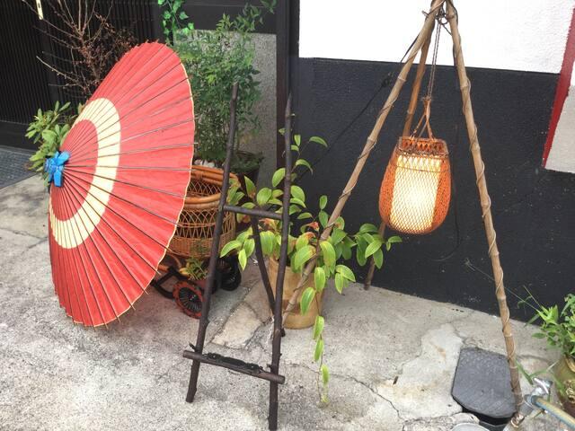石楠花の花 ( Shakunage no Hana )Japanese style 風月