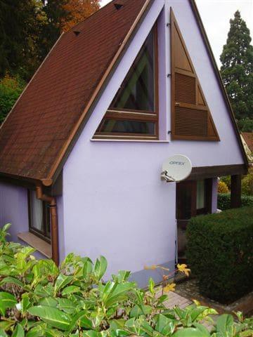 Pavillon individuel dans un écrin de verdure - Kaysersberg - Casa
