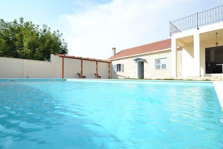 Villa Pistan - Murvica - 一軒家