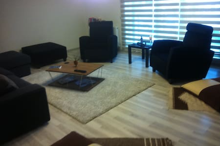Your beautiful clean peaceful quiet house - Çankaya - Apartment