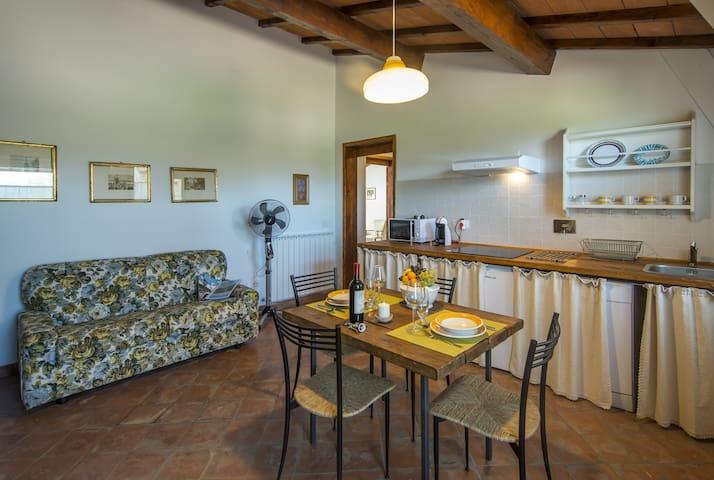 Casa Vacanze le Fornaci Giambardino