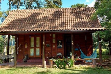 Chalé da Fadinha - Cabin