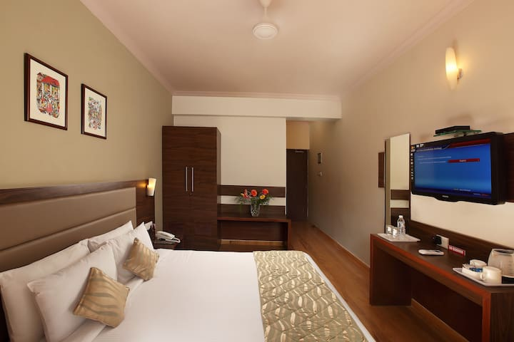 Comfortable stay with modern amenities