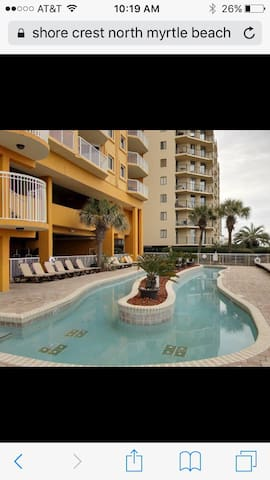 Thanksgiving at The Beach NMB SC Nc - North Myrtle Beach - Appartement