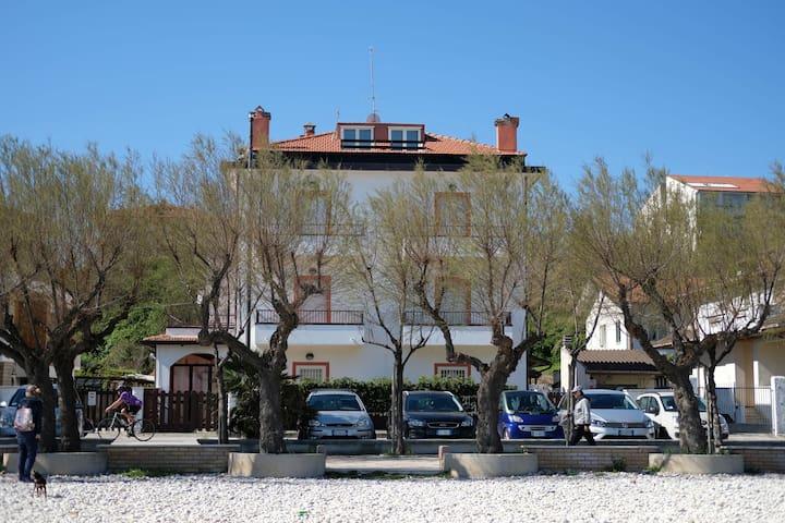 Casa accogliente lungomare di Fossacesia - Fossacesia Marina - Lägenhet