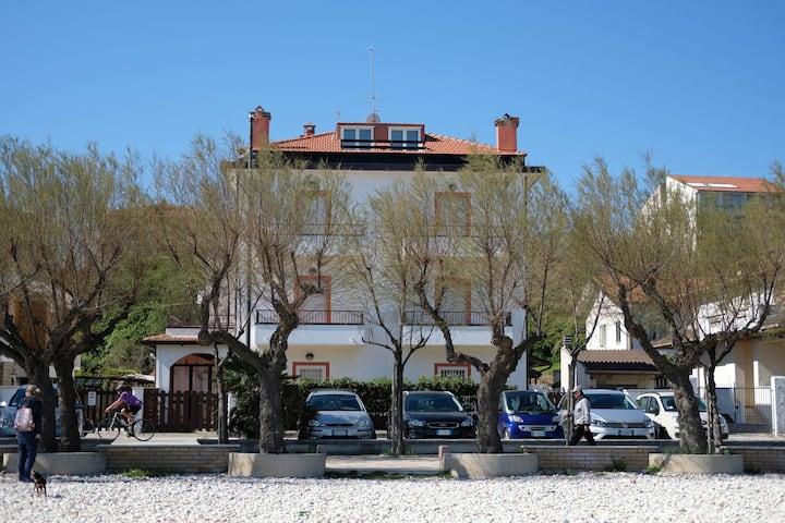 Casa accogliente lungomare di Fossacesia