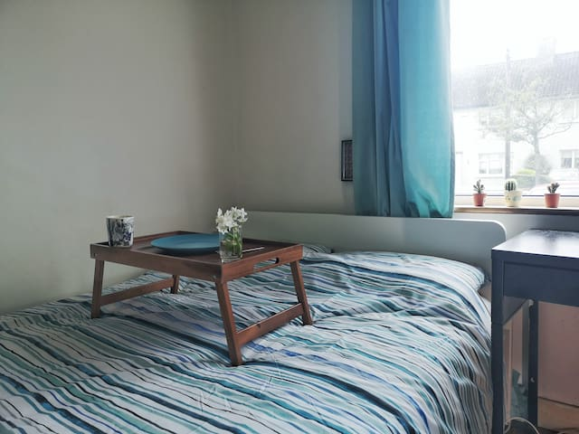 A comfortable Double room close to center